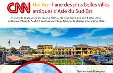 Hoi An - l'une des plus belles villes antiques d'Asie du Sud-Est