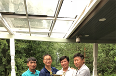 """Le tournoi du golf """"Le Vietnam et ses amis 2019"""" en Russie"""