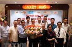 Un échange de presse avec la communauté des Vietnamiens en Allemagne