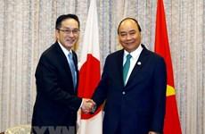 Sommet du G20 : le PM rencontre des dirigeants de certains groupes japonais
