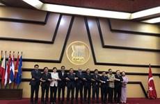 ASEAN et Turquie définissent les domaines de coopération prioritaires pour 2023