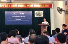 Le Vietnam et Singapour partagent leurs expériences dans la muséologie