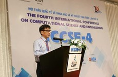 La 4e conférence internationale sur la science et l'ingénierie computationnelle