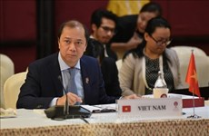 ASEAN : le Vietnam participe à une réunion des hauts fonctionnaires à Bangkok