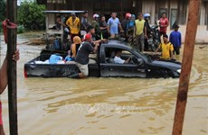 Indonésie: 150 régions touchées par les catastrophes naturelles