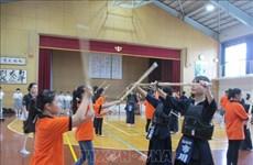 Souvenirs inoubliables de jeunes vietnamiens au Japon grâce au groupe Kyocera