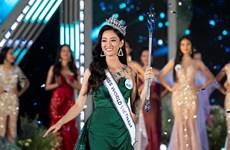 Luong Thuy Linh sacrée Miss Monde du Vietnam 2019