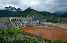 La centrale hydroélectrique de Lai Chau classé ouvrage national important