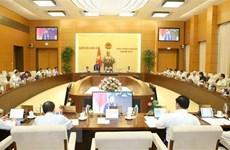 AN: adoption de la résolution expliquant certains articles de la Loi sur la Planification