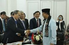 Ho Chi Minh-Ville cherche à renforcer la coopération intégrale avec des partenaires indonésiens