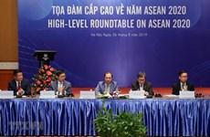 Table ronde sur la présidence de l'ASEAN du Vietnam en 2020