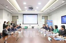 Ho Chi Minh-Ville renforce l'attrait des investissements de Singapour