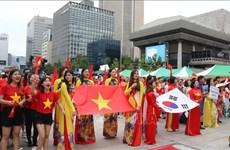 Fête de la culture vietnamienne en République de Corée