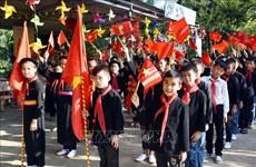 L'atmosphère de la rentrée scolaire dans l'ensemble du pays
