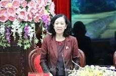 Relier les Vietnamiens résidant à l'étranger à leur pays d'origine
