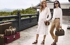 L'image du Vietnam dans la nouvelle campagne de publicité de Louis Vuitton