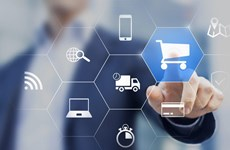 Le chiffre d'affaires de l'e-commerce au Vietnam atteint 8 milliards de dollars