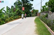 Le grand succès de Quang Ninh dans le programme de Nouvelle Ruralité