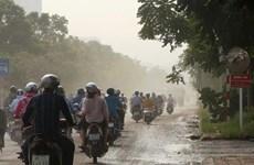 Construction de la ville intelligente pour l'air pur au Vietnam