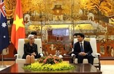 Renforcement de la coopération entre Hanoï et l'État australien de Victoria