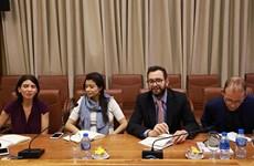 L'OIT soutient l'Assurance sociale du Vietnam dans la formation du personnel