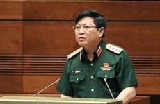 Une délégation militaire vietnamienne de haut rang en visite de travail dans l'Union européenne