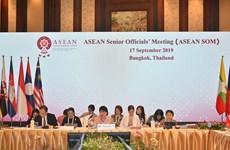 La Thaïlande se prépare au 35ème Sommet de l'ASEAN prévu en novembre