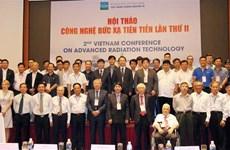 L'application des technologies de radiation avancées pour le développement socio-économique