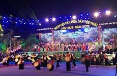 Ouverture des Journées culturelles de l'ethnie thaï 2019
