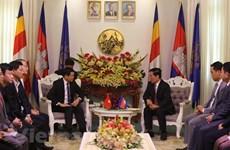 Phnom Penh propose à Ba Ria-Vung Tau d'ouvrir une ligne de bus touristique