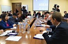Le Vietnam soutient le renforcement de la coopération Russie-ASEAN