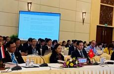 Les ministres de la Santé de l'ASEAN discutent de la lutte contre les faux médicaments