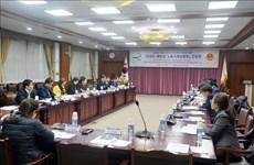 Promouvoir l'envoi de travailleurs temporaires du Vietnam en République de Corée