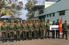 Le Vietnam participe au 29e tournoi de tir des armées de l'ASEAN (AARAM-29)