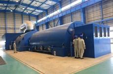 Mise en chantier de la centrale thermique de Quang Tri 1