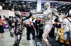 Le Comic Con débarquera les 7 et 8 décembre à Singapour