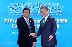 Défense: la République de Corée renforce ses liens avec les Philippines et Singapour