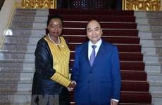 Le Vietnam et le Kenya veulent renforcer leurs liens