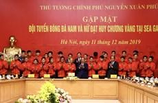 Football/Sea Games: le Premier ministre salue les exploits des sélections masculine et féminine