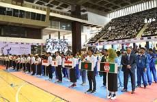 Le Vietnam remporte le titre du 6e Championnat du monde de Vovinam