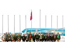 2020 : accueil des premiers touristes étrangers à Hanoï et à Ho Chi Minh-Ville