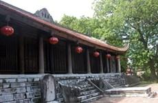 Le charme intemporel de la pagode Tram Gian