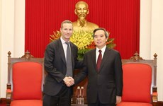 Le Vietnam soutient toujours les investisseurs américains