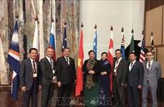 Le Vietnam participe activement au succès de l'APPF 28