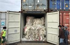Déchets plastiques : la Malaisie renvoie 150 conteneurs
