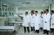 Télégramme du Premier ministre sur la prévention contre la maladie respiratoire aiguë grave
