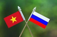 Conférence de presse en l'honneur du 70e anniversaire des relations diplomatiques Vietnam-Russie