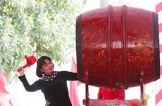 Célébration du 1980e anniversaire de l'insurrection des deux Sœurs Trung à Hanoï