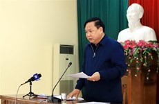 COVID-19 : la province de Vinh Phuc renforce la quarantaine
