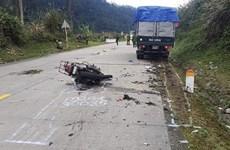 Kon Tum : deux victimes étrangères dans un accident sur le col de Lo Xo